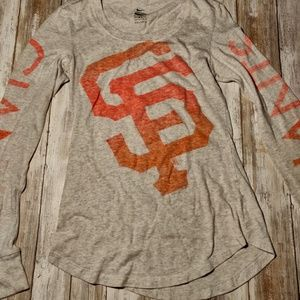 Nike SF Giants shirt